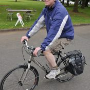 "Portland Commissioner Nick Fish ""sad"" after getting his bike stolen"