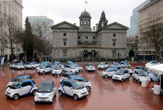 car2go launch