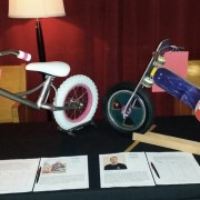 This is what happens when you ask Portlanders to build balance bikes