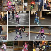 Holiday Bike Drive turns 300 children into bike riders  (Photos)