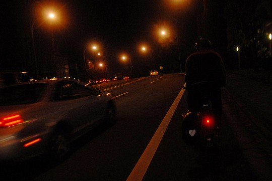 kyle in dark bike lane better