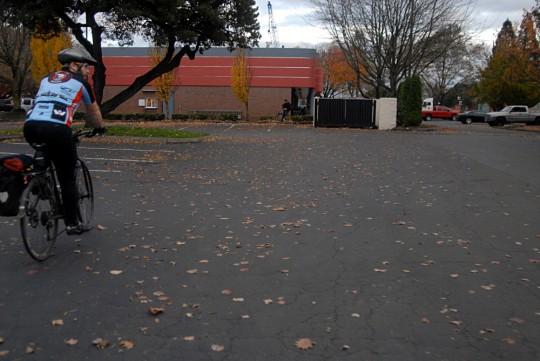 kyle parking lot