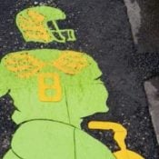 PBOT's whimsical bike lane characters make a comeback
