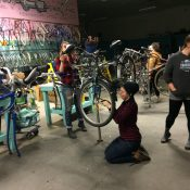 Bike Farm launches pay-what-you-can wrench night for Spanish speakers