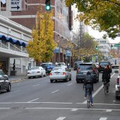 PBOT seeks project manager to guide major downtown bike investment