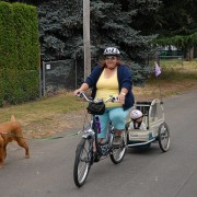 Ask BikePortland: Is it legal to ride with my dog?