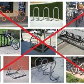 City issues bike parking code violation to Jantzen Beach Home Depot