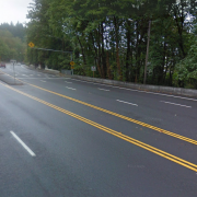 State says it has no plans to restripe street where one person has died per year