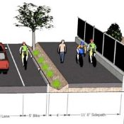 Bike paths, greenway on Milwaukie city council agenda tonight