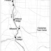 Lake Oswego city council revives concept of bike path on old trolleyway
