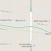 Strong open house turnout might close gap in SW 185th bike lanes, BTA says