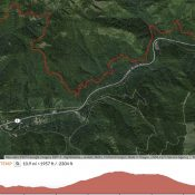 The Ride: Mountain biking on the Wilson River Trail