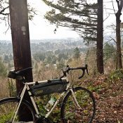 The Ride: Climbing Portland's iconic Council Crest
