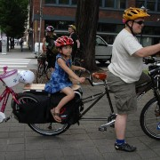 Kidical Mass PDX invites biking parents to join family ride planning for 2015
