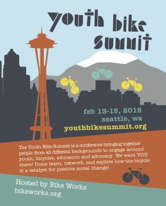 YOUTH BIKE SUMMIT SEATTLE 2015