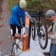 Washington County will install bike fix-it stations at five locations