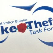 The story behind the new Portland Police Bureau Bicycle Theft Task Force