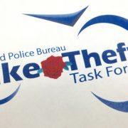 The story behind the new Portland Police Bureau Bike Theft Task Force