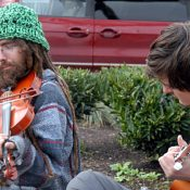 SW Portland mini-profile: Bobby Tower and Michael Black, musicians