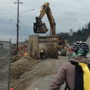 Bike riders can expect up to 20 minute delays at Sellwood Bridge through end of March – UPDATED