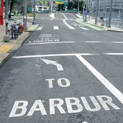What it feels like to ride Barbur Blvd for the first time (photos)