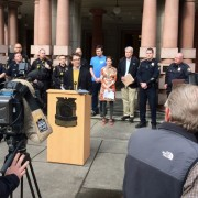 Bike Theft Task Force launched: Now let's get to work!