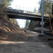 Path under construction will link Springwater system to central Gresham (photos)