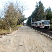 Path under construction will link Springwater system to central Gresham (photos)