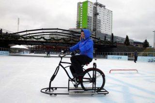 ice bikes