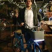Next-gen bike sharing company Social Bicycles swings through Portland