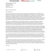 In letter to Mayor Hales and commissioners, national orgs 'object' to River View decision