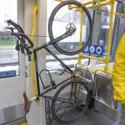 Sneak peek inside TriMet's new Orange Line MAX trains