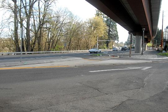 mcloughlin slip lane from n