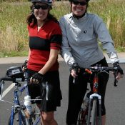 A ride where women outnumber men? That's the fact at Cycle Oregon Weekend
