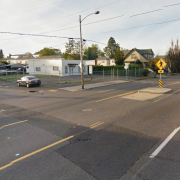 Cops cite 61 people in 4 hours at a single unmarked 82nd Ave crosswalk
