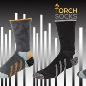 Industry Ticker: Showers Pass releases 'Torch' socks