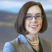 Did you hear? Oregon Governor Brown talks bikes in her first State of the State address