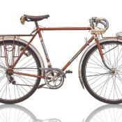 Embacher bicycle collection to be sold at auction