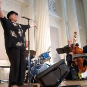 Portland's joyfully nerdy new Multimodal Singers quartet brings poetry to motion