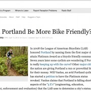 Portland's Platinum downgrade petition finds support, nears 500 signatures