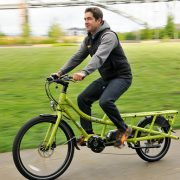 First look at Yuba's new 'Spicy Curry' electric-assist cargo bike