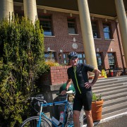 McMenamins Grand Lodge as a base camp for biking adventures around Forest Grove