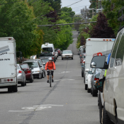 Seattle's antidote to aggressive driving on neighborhood greenways