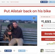 Campaign looks to raise $50,000 for man who lost leg in Sunday's collision
