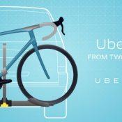 Uber launches 'UberPEDAL' on-demand bike rack option in Portland