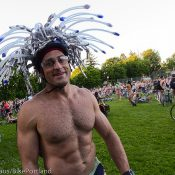 Portland's 2015 World Naked Bike Ride starts June 27 in Colonel Summers Park