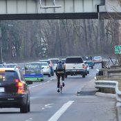 Portland bike counts up in eastside grid, down in east and southwest