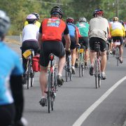 Cheat the wind, make a friend: A few tips for riding in a group