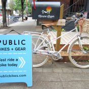 Industry Ticker: PUBLIC Bikes opens Portland showroom