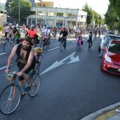 It's not your imagination: Pedalpalooza's big rides are getting bigger